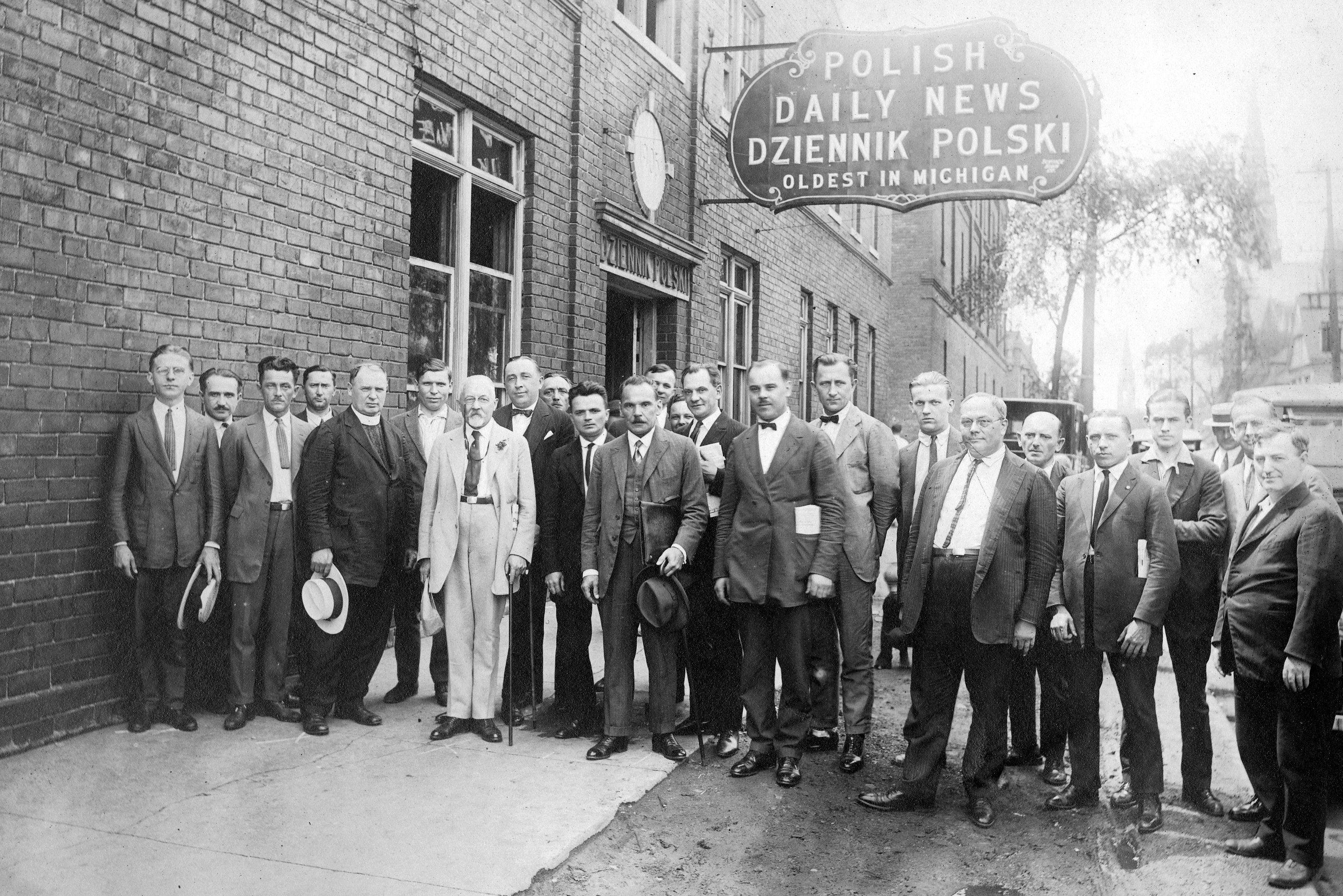 Dziennik Polski_Oldest in Michigan_photo